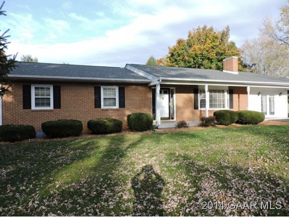 1284  OLD WHITE BRIDGE RD, WAYNESBORO, 22980, VA